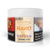 Hasso Fucking Premium 200g - HAYVAN