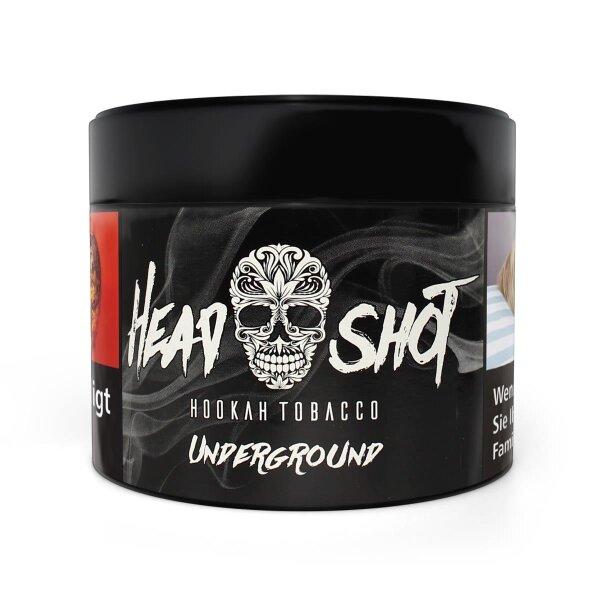 Headshot 200g - UNDERGROUND