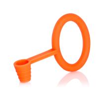 KS - Zangen&Schlauchhalter TONGO - Orange
