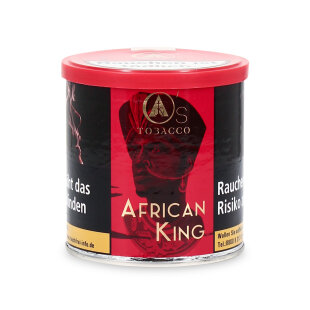 Os Doobacco Red 200g - AFRICAN KING