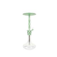 Shisha King - Alu Shisha SKS620 - Green Shaft Clear...