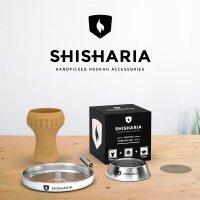Shisharia - Tonkopf Set 3 in 1 - Fünfloch