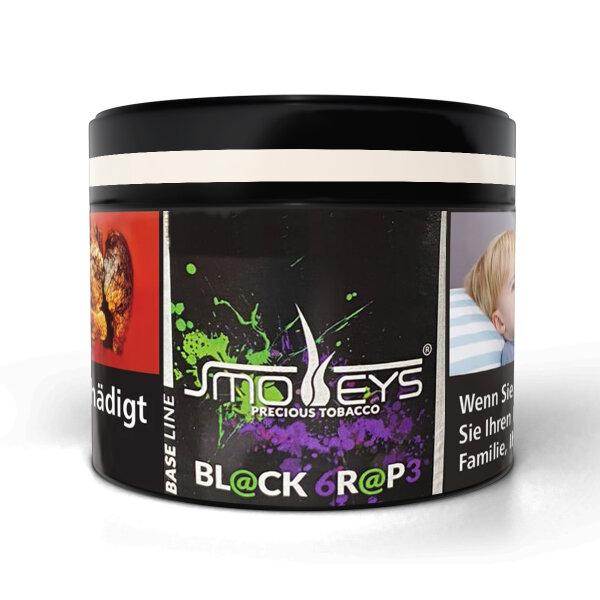Smokeys Baseline 200g - BLACK GRAPE
