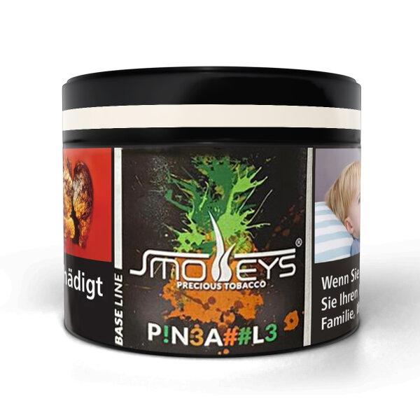 Smokeys Baseline 200g - PINEAPPLE