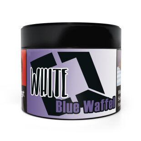 White Q 200g - BLUE WAFFEL