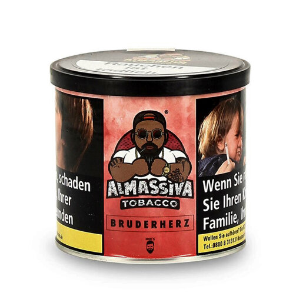 Almassiva 200g - BRUDERHERZ
