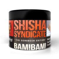 Shisha Syndicate 200g - Tisi Schubech Edition - BAM BAM