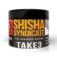 Shisha Syndicate 200g - Tisi Schubech Edition - TAKE3