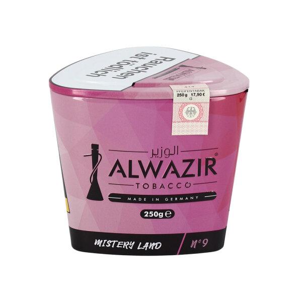 Alwazir 250g - MISTERY LAND N°09