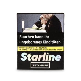 Starline 200g - RED MUSE