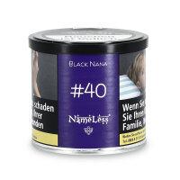 NameLess 200g - BLACK NANA #40 2.0