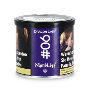 NameLess Special Edition 200g - DRAGON LADY #6 2.0