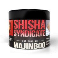 Shisha Syndicate 200g - MGP Edition - MAJINBOO