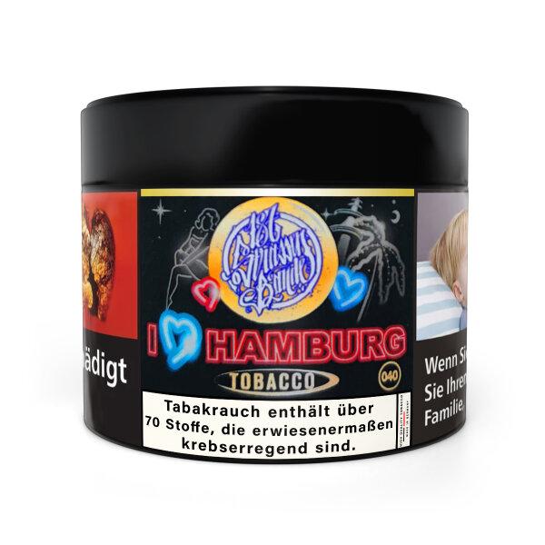 187 Tobacco 200g - I LOVE HAMBURG