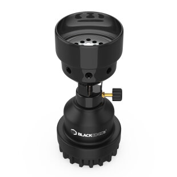Smoque - GAS BURNER BLACK - Gasbrenner Kohleanzünder - BLACKCOCOs Edition