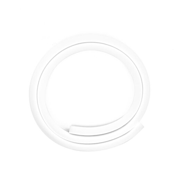 Shisharia - Silikonschlauch HOSE - Transparent