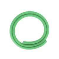 Shisharia - Silikonschlauch HOSE - Grün