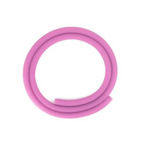 Shisharia - Silikonschlauch HOSE - Pink
