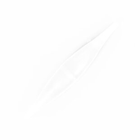 Shisharia - Mundstück BAZOOKAH - Weiß