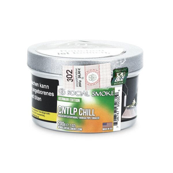 Social Smoke 200g - CNTLP CHILL