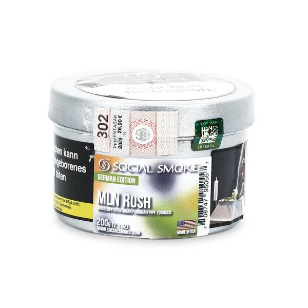 Social Smoke 200g - MLN RUSH