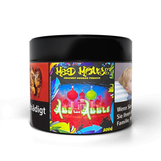 Bad & Mad 200g - ABU TWO ABBLE