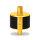 Alligator - Hookah Bluetooth SOUNDBAR Lautsprecher - Gold