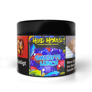 Bad & Mad 200g - SMURFYS LUNCH