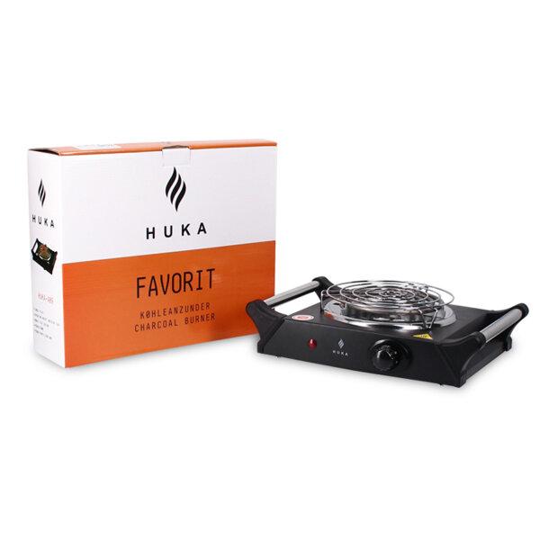 Huka - elektrischer Kohleanzünder A09 FAVORIT 1500W