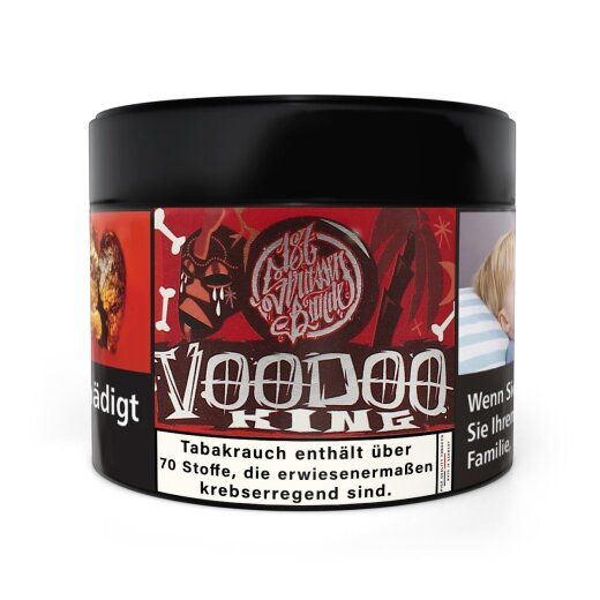 187 Tobacco 200g - VOODOO KING