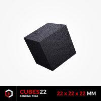 BLACKCOCO's - CUBES22 - 1 KG Premium Shisha Kohle Naturkohle