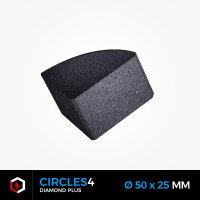 BLACKCOCO's - CIRCLES4 - 1 KG Premium Shisha Kohle Naturkohle
