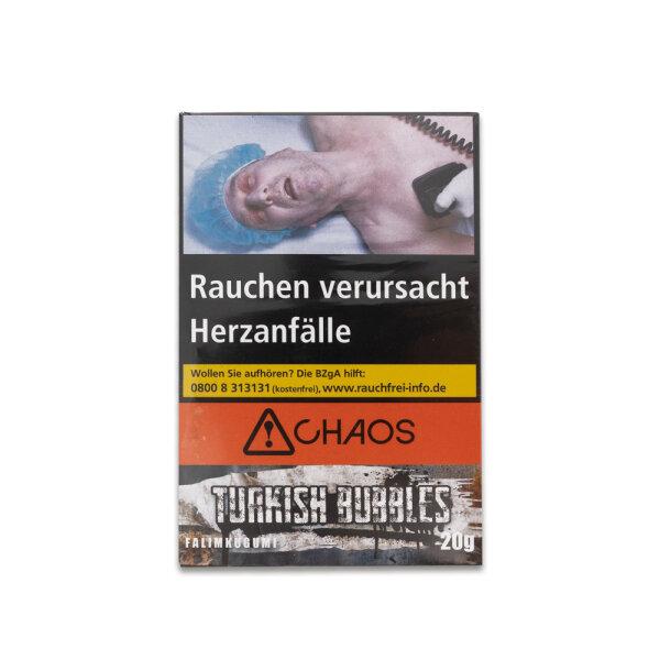 Chaos 20g - TURKISH BUBBLES