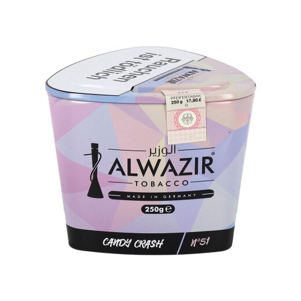 Alwazir 250g - CANDY CRASH N°51