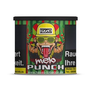 Hasso 200g - MELO PUNCH