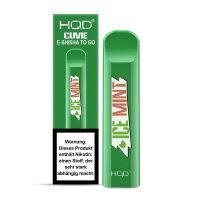 HQD CUVIE - Einweg E-Shisha - Ice Mint