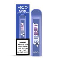 HQD CUVIE - Einweg E-Shisha - Blueberry