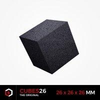 BLACKCOCO's - CUBES26 - 1 KG Premium Shisha Kohle Naturkohle